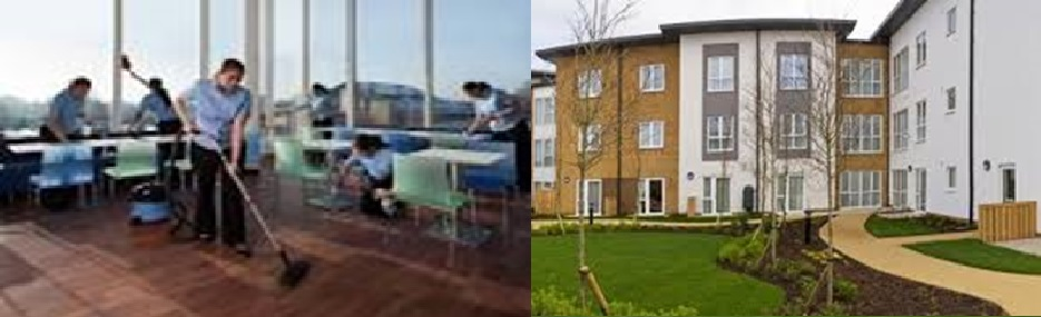 reliable care homes cleaners in London