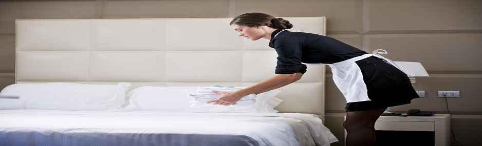 reliable hotel cleaners in London